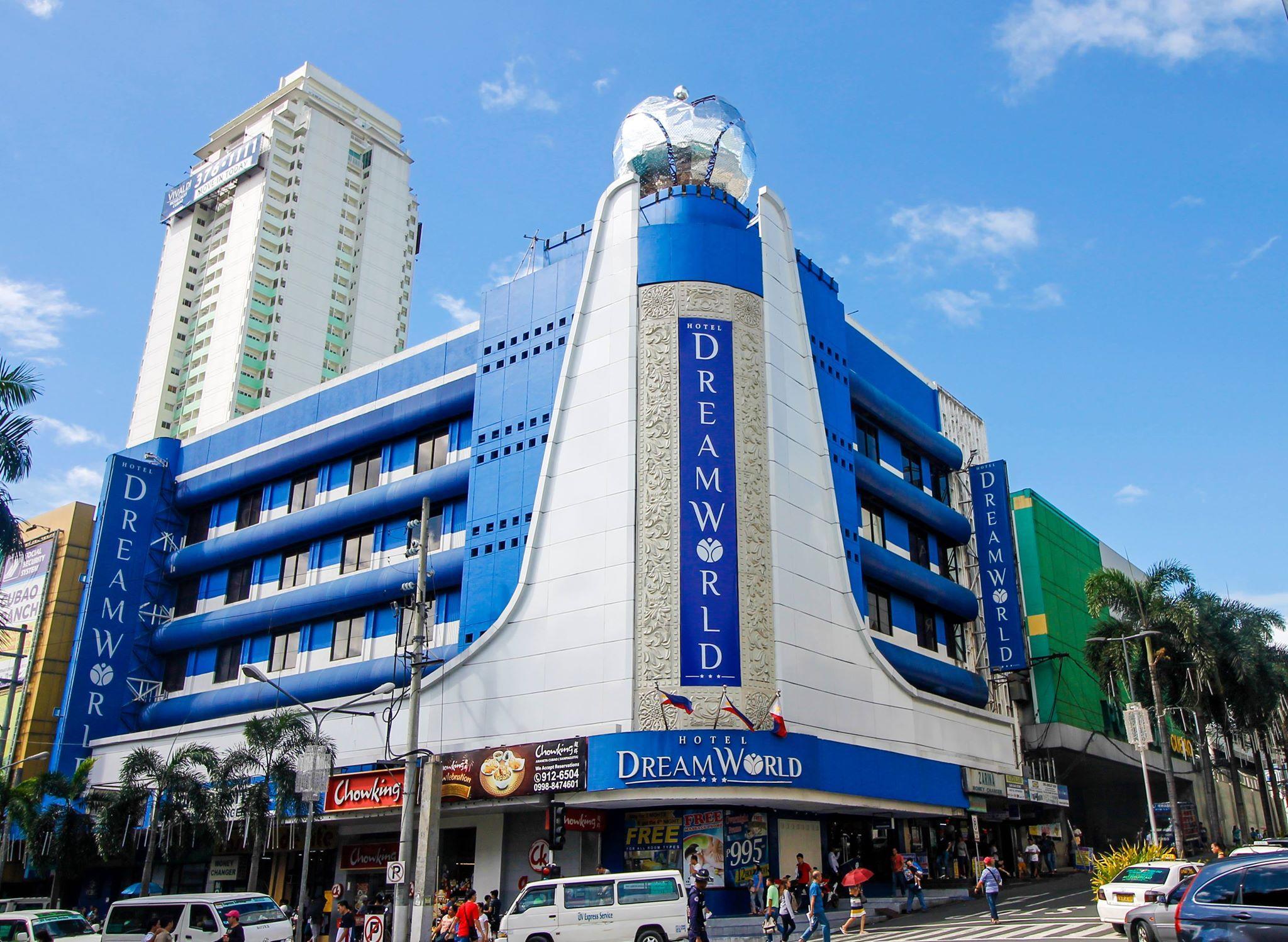 Hotel Dream World Araneta Cubao
