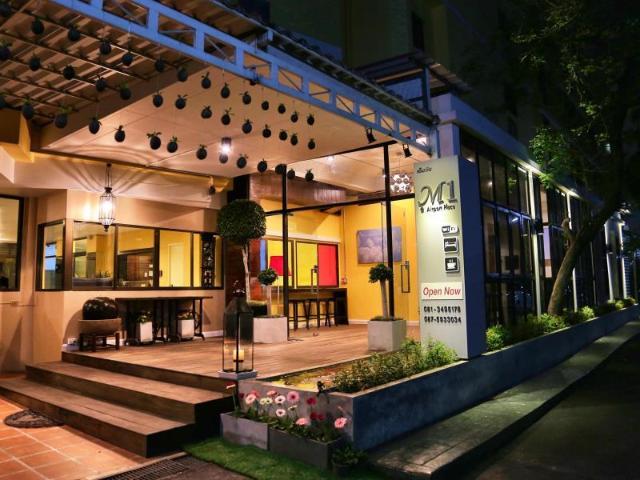 เอ็ม 1 เชียงใหม่ บูทิค เกสต์เฮาส์ – M1 Chiang Mai Boutique Guesthouse