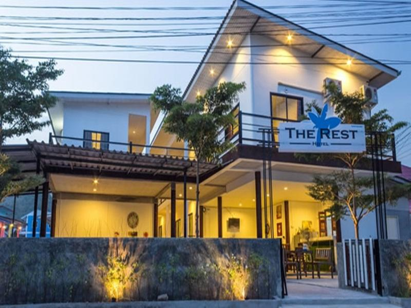 Hotel Murah di Koh Larn Pattaya - The Rest Hotel