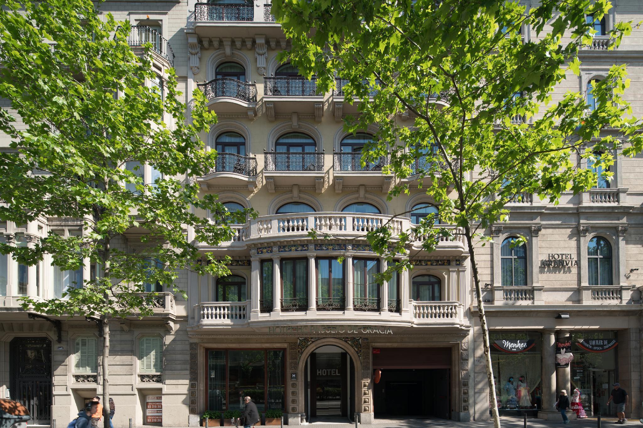 Hotel Catalonia Passeig de Gracia