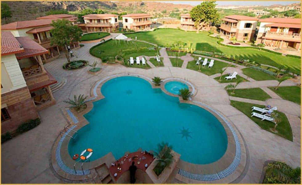 The Marugarh Resort And Spa