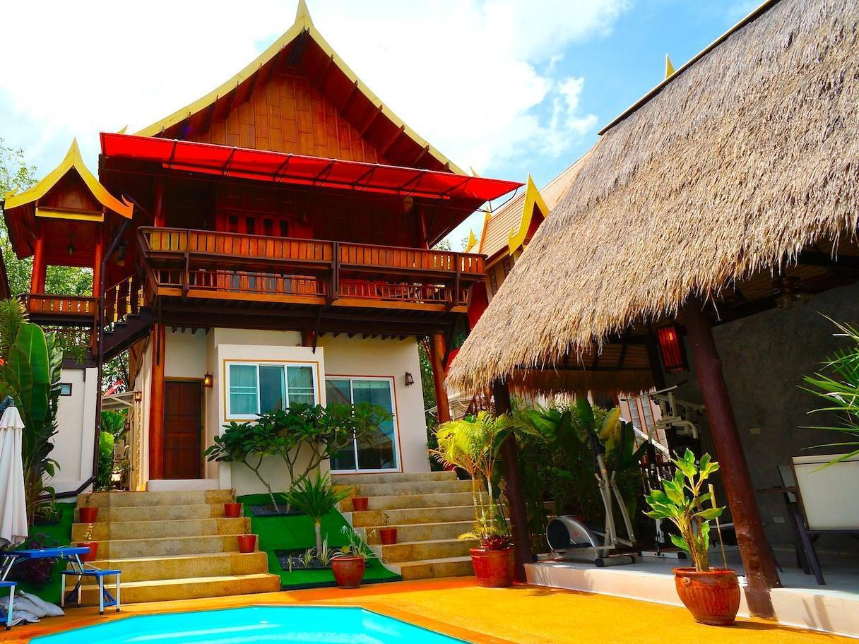 Villa Ayutthaya at Kantiang Bay Villa Ayutthaya at Kantiang Bay
