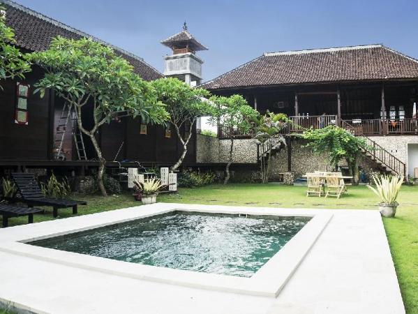 Tropica Shipwreck Villa Lembongan Bali