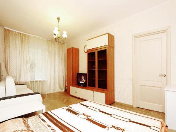 ApartLux Sokolnicheskaya Two Rooms Moscow