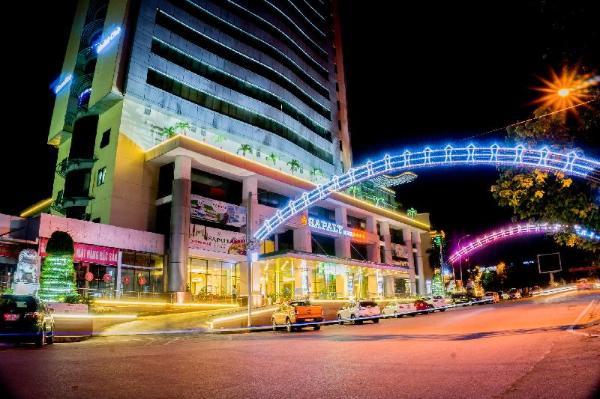 Sapaly Hotel Lao Cai Lao Cai City