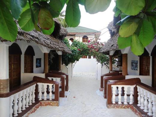 Jambiani White Sand Bungalows