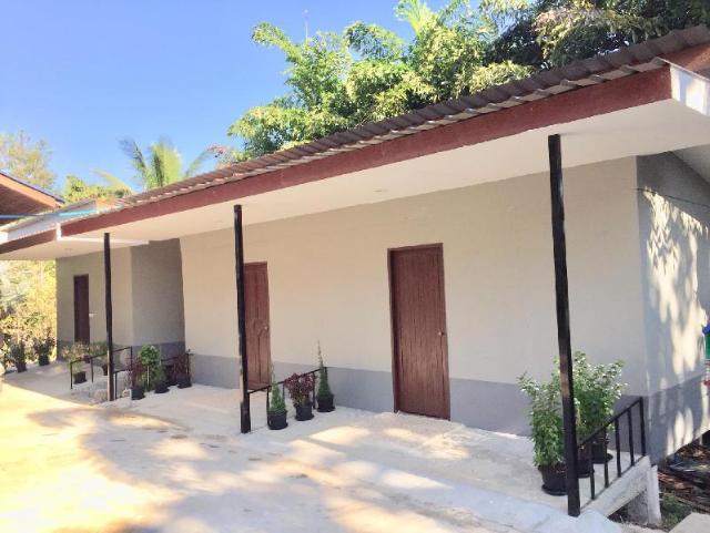 สตูดิโอ บ้าน 1 ห้องน้ำส่วนตัว ขนาด 15 ตร.ม. – สังขละบุรี – Palm House 2