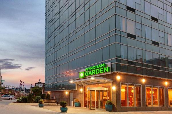 Wyndham Garden Long Island City Manhattan View Hotel New York