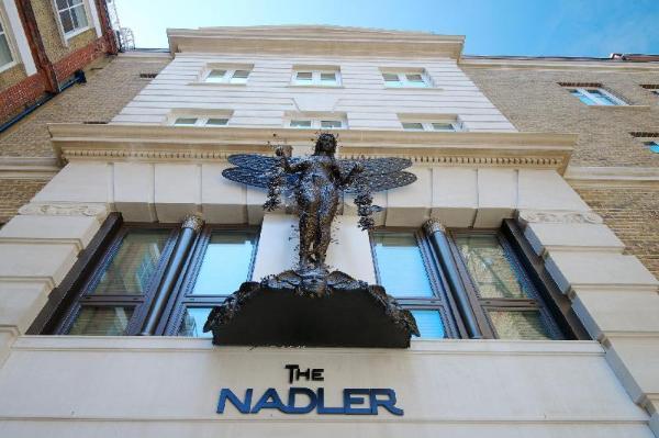 The Nadler Soho Hotel London