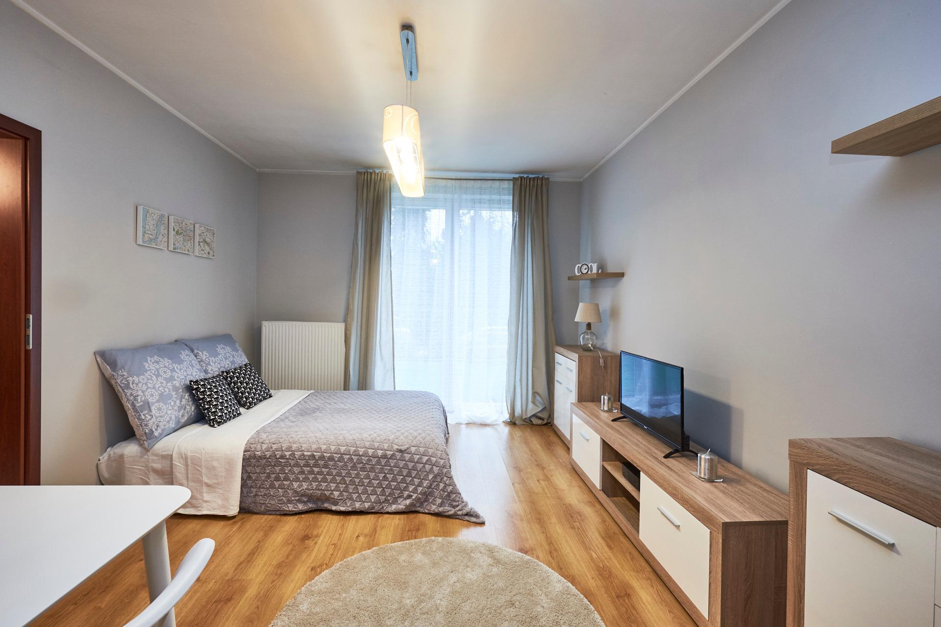 Apartament MandR Marina Mokotow Near Chopin Airport