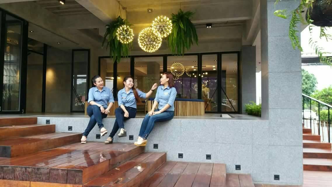 Bossotel Chiang Mai Hotel โรงแรมบอสโซเทล เชียงใหม่