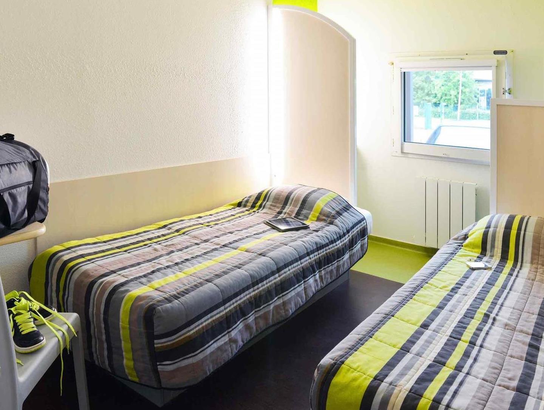 HotelF1 Blois
