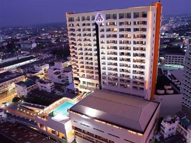 โรงแรมเจริญธานี ขอนแก่น – Charoenthanikhonkaen Hotel