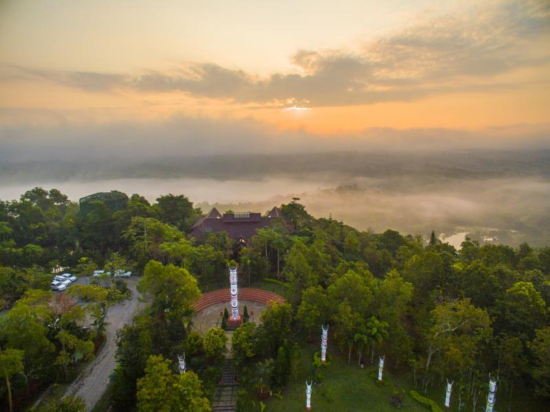 Bansuan Sumalee Resort Loei Thailand