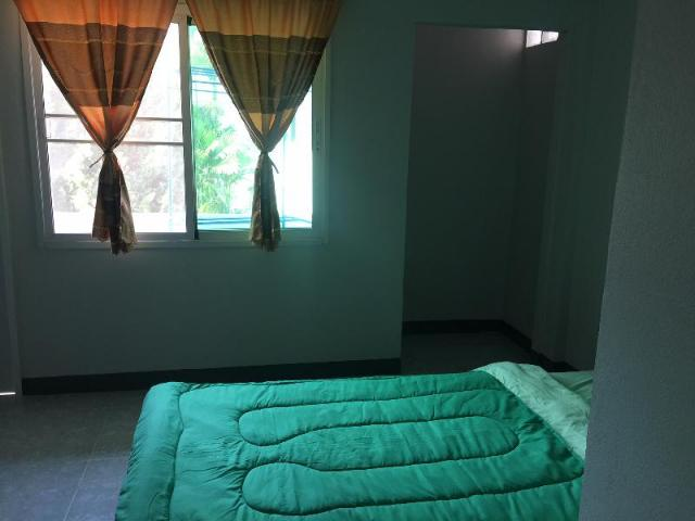 สตูดิโอ บ้าน 0 ห้องน้ำส่วนตัว ขนาด 25 ตร.ม. – สนามบินเชียงใหม่ – Intermove  single bed fan room
