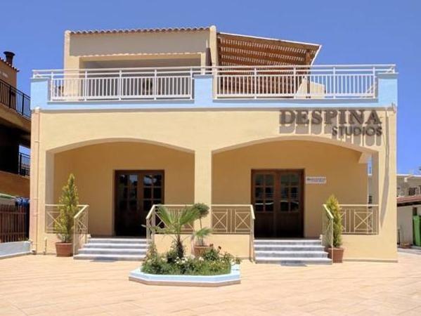 Despina Studios Crete Island