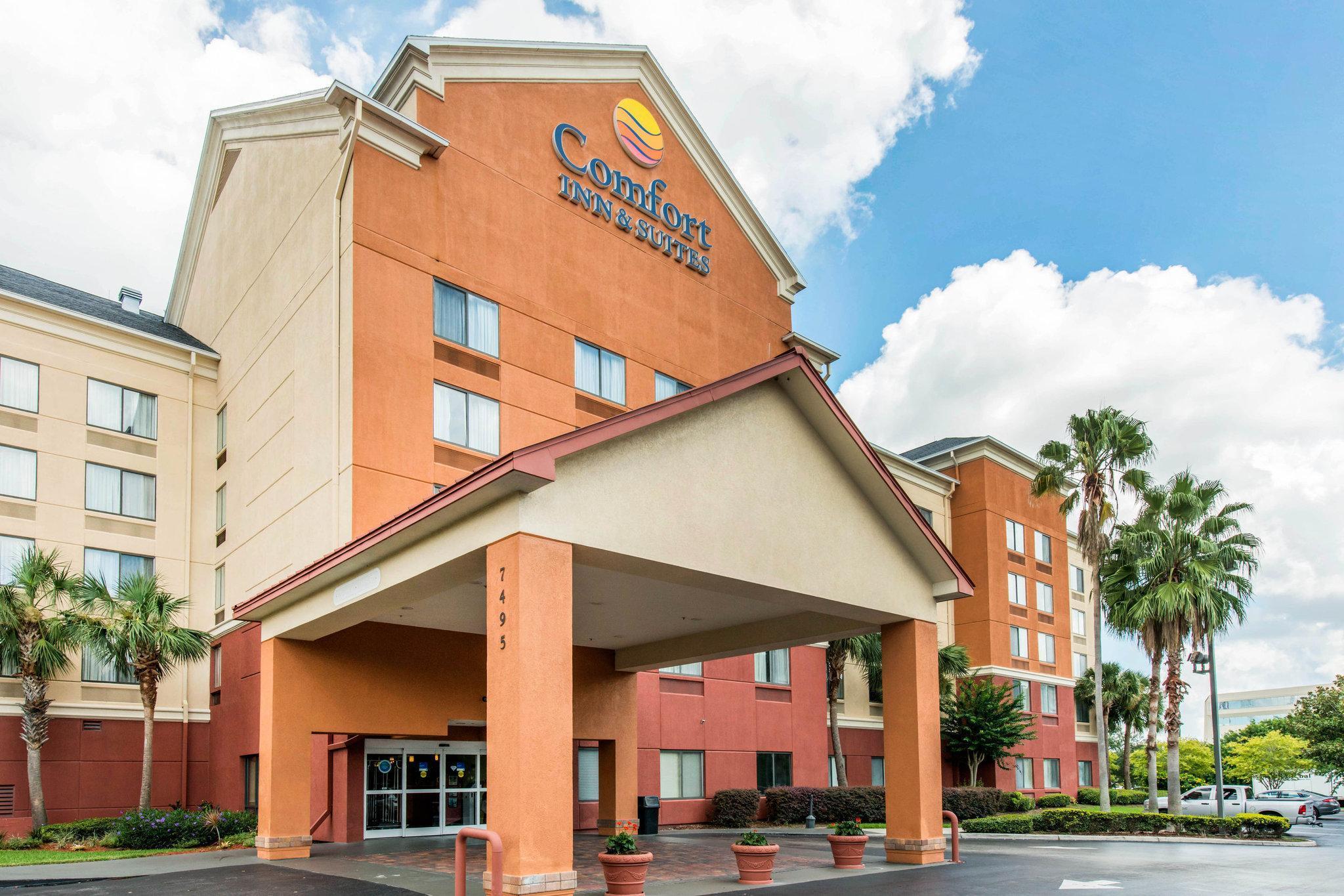 Comfort Inn And Suites Near Universal Orlando Resort