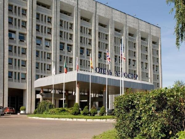 Aerostar Hotel Moscow