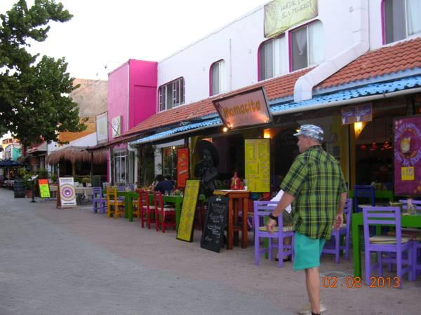 Hostal Plaza Isla Mujeres