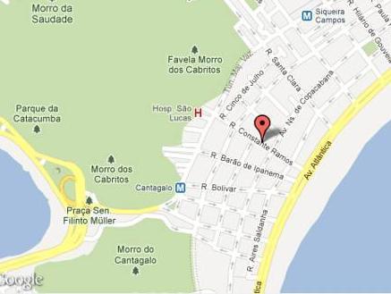 Copacabana Apartment