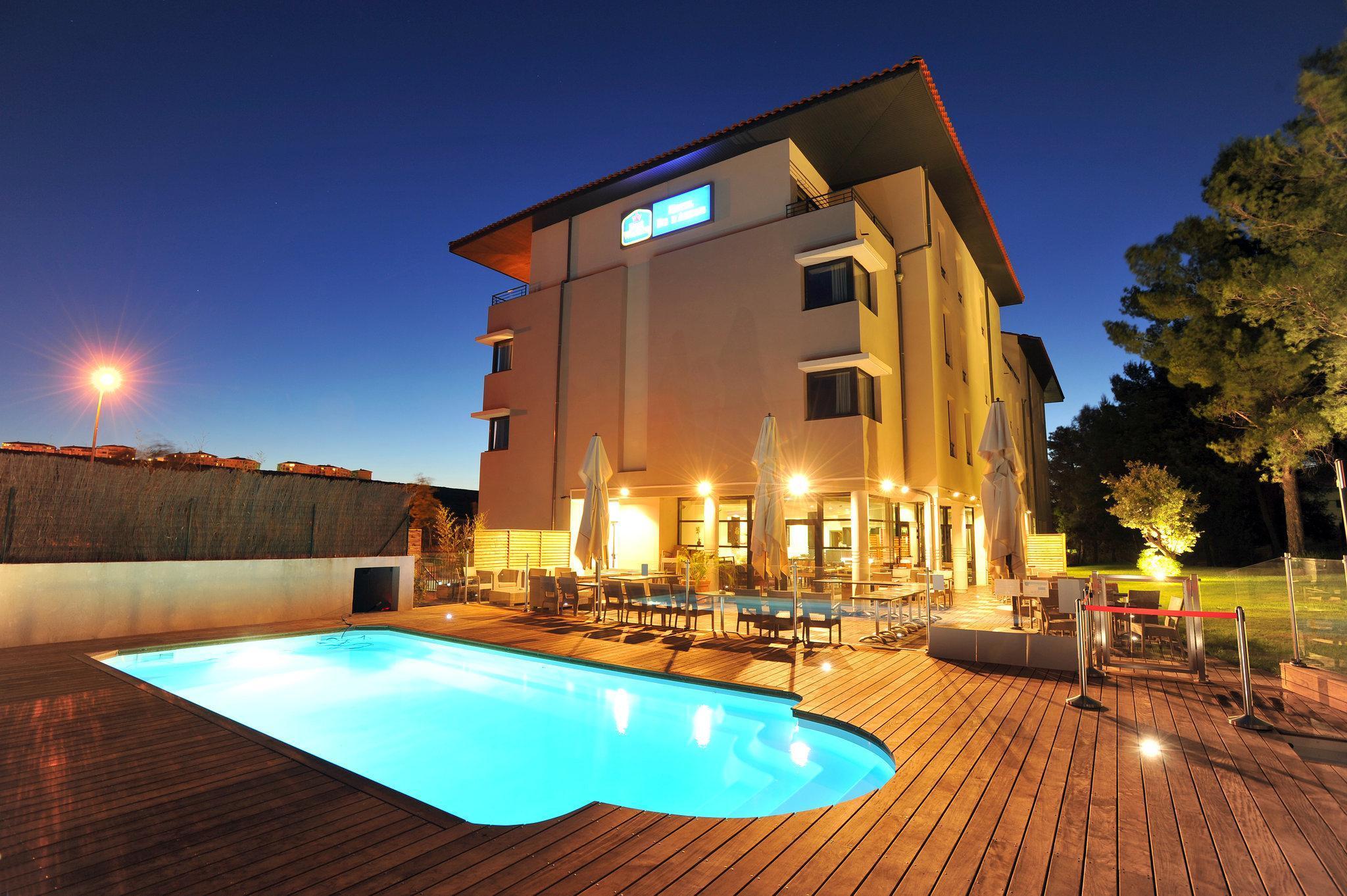 Best Western Plus Hotel De L'Arbois