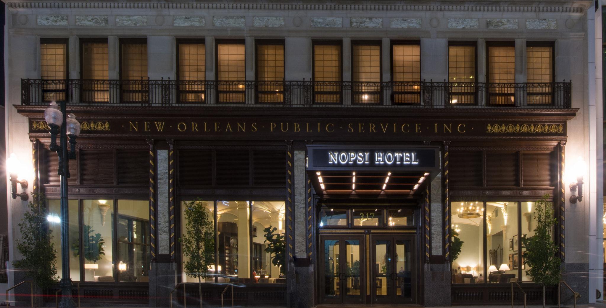 NOPSI HOTEL NEW ORLEANS