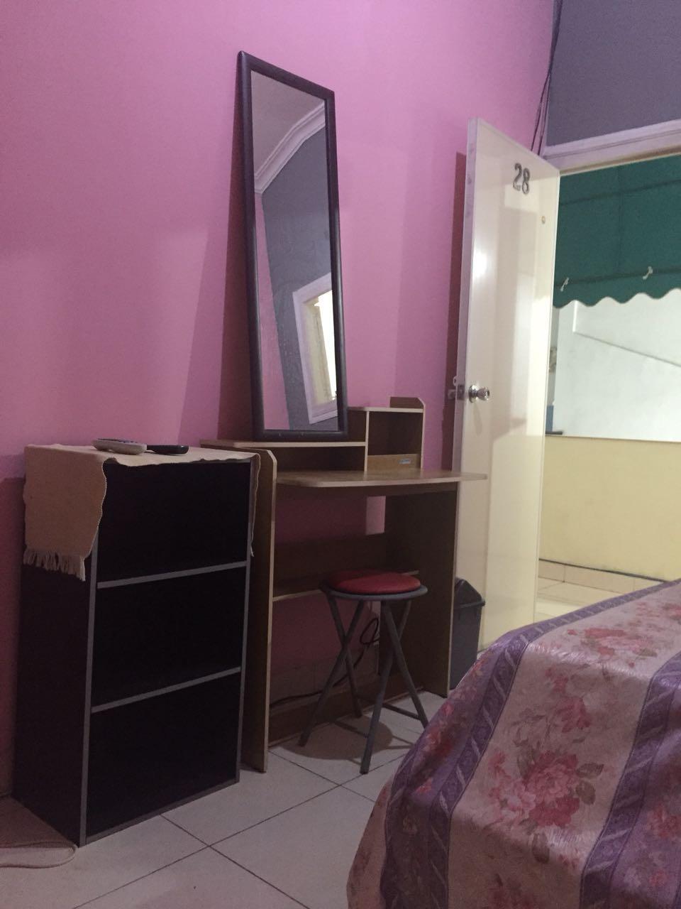 Puri Senayan 28 Single Bed Room