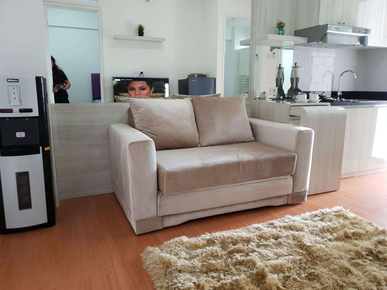 Bassura City Apartment By Roomku   2 BR Unit 4