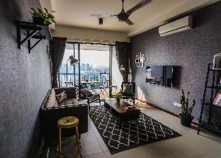 Seaview Condo, 3BR @Georgetown, Penang, Atelier