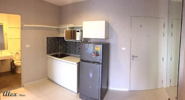 อพาร์ตเมนต์ 1 ห้องนอน 1 ห้องน้ำส่วนตัว ขนาด 30 ตร.ม. – นาเกลือ/บางละมุง – Naturaza Condo for RENT