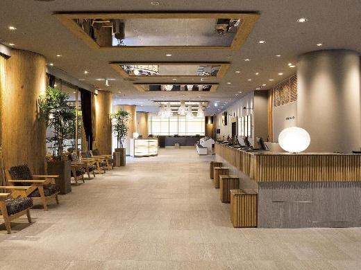 Shinjuku Washington Hotel - Main Building