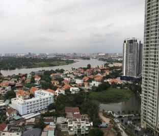 Stunning River View Apartment - Masteri Thao Dien