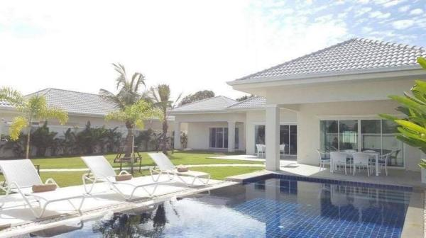 Hua Hin pool villa with 4 bedrooms L50 Hua Hin