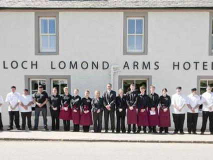 The Loch Lomond Arms Hotel 5