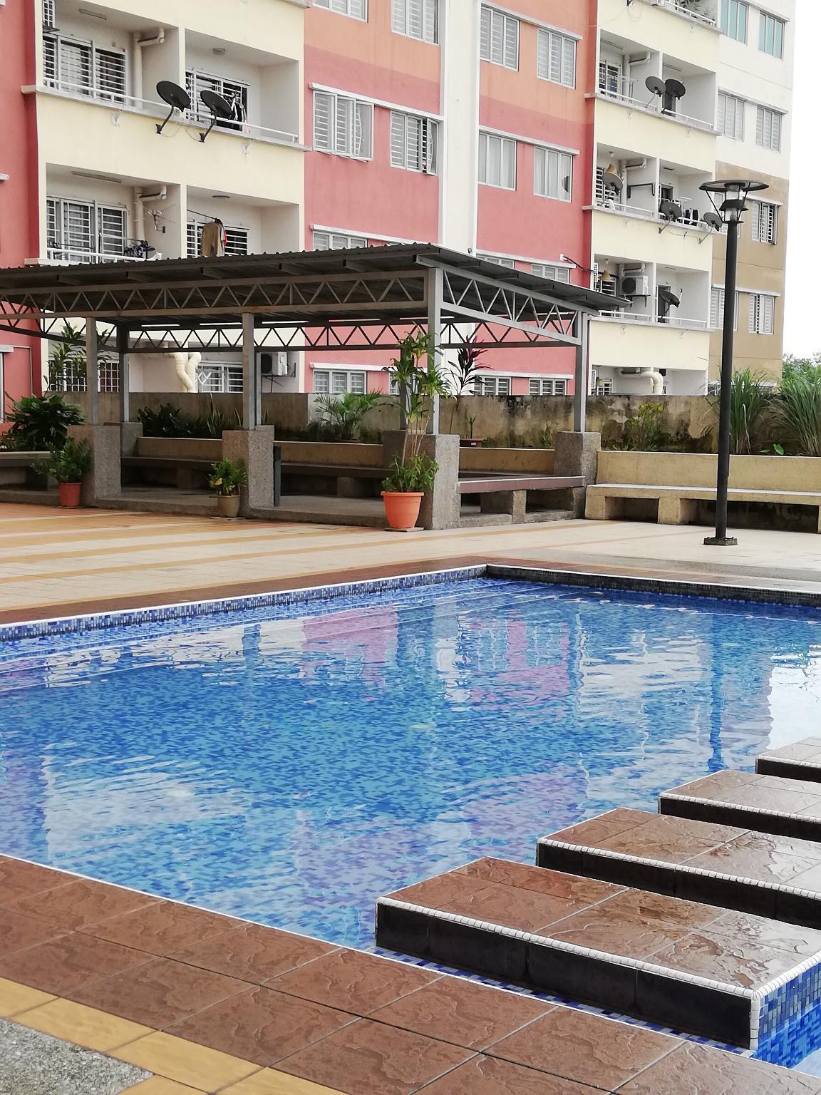 Apartment Alam Prima