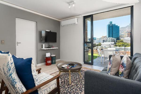Greenwich Square Luxury Apartments Cape Town