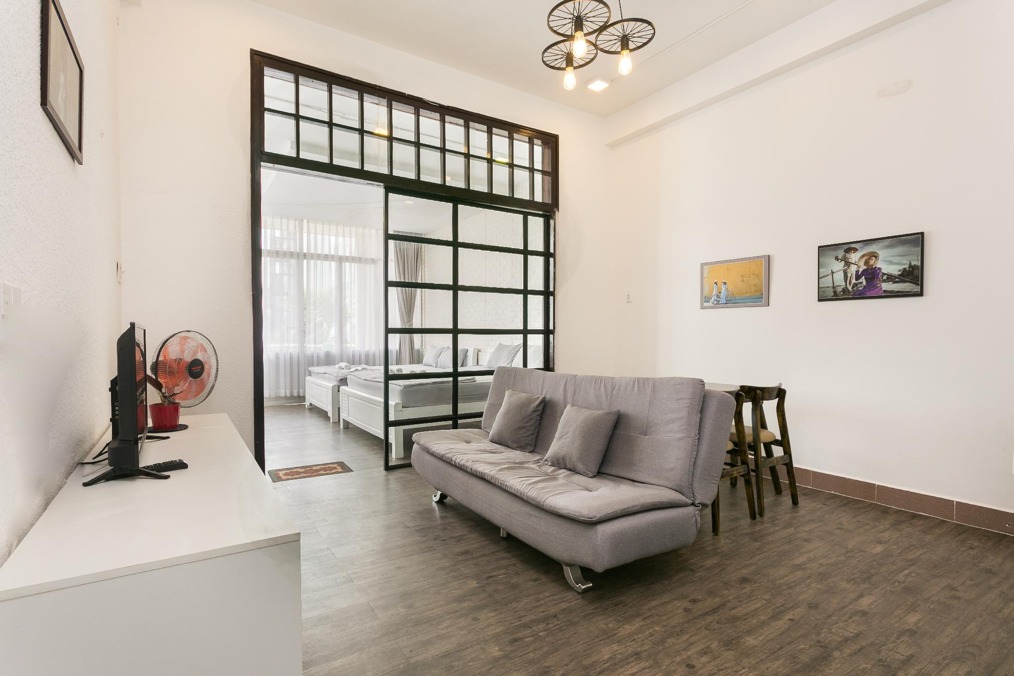 AN Apartment 1   MTL402 1BR 2 Bed For Group