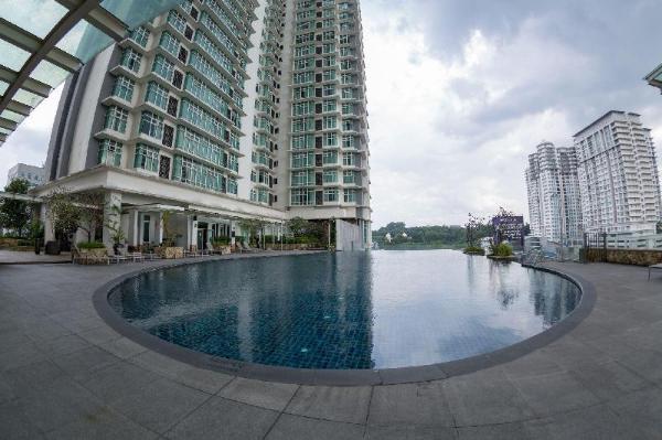 The Quint Suites @ KL Sentral Kuala Lumpur