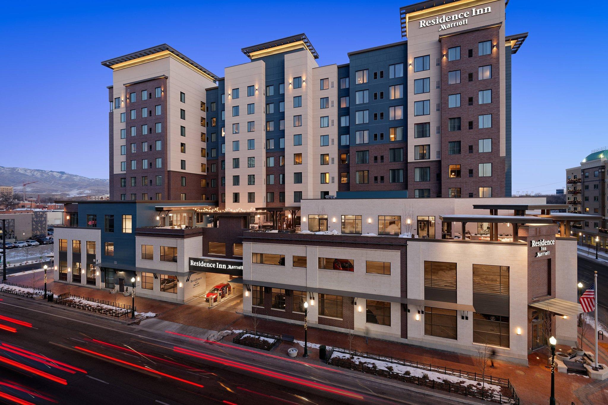 Residence Inn Boise Downtown City Center