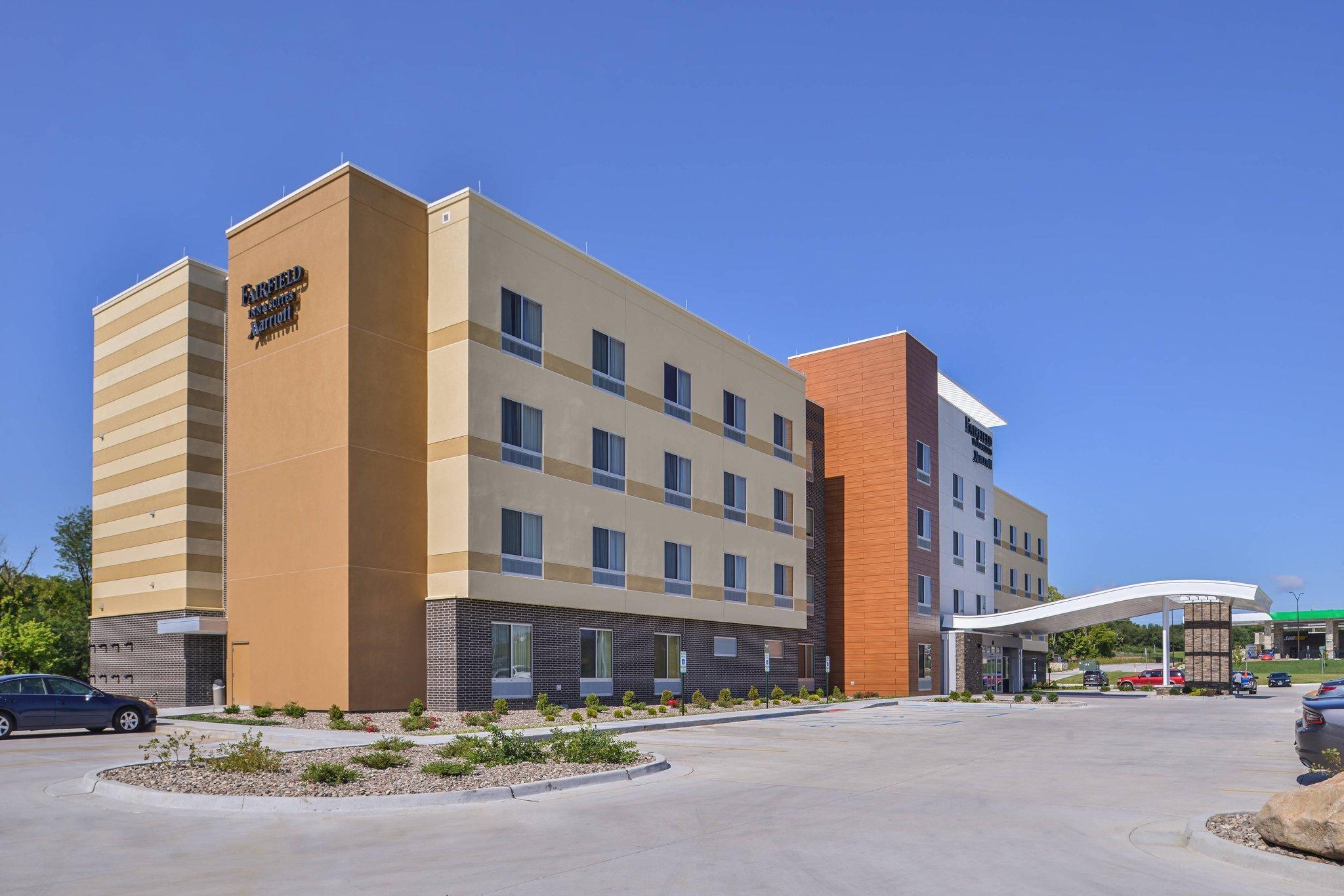 Fairfield Inn And Suites St. Joseph