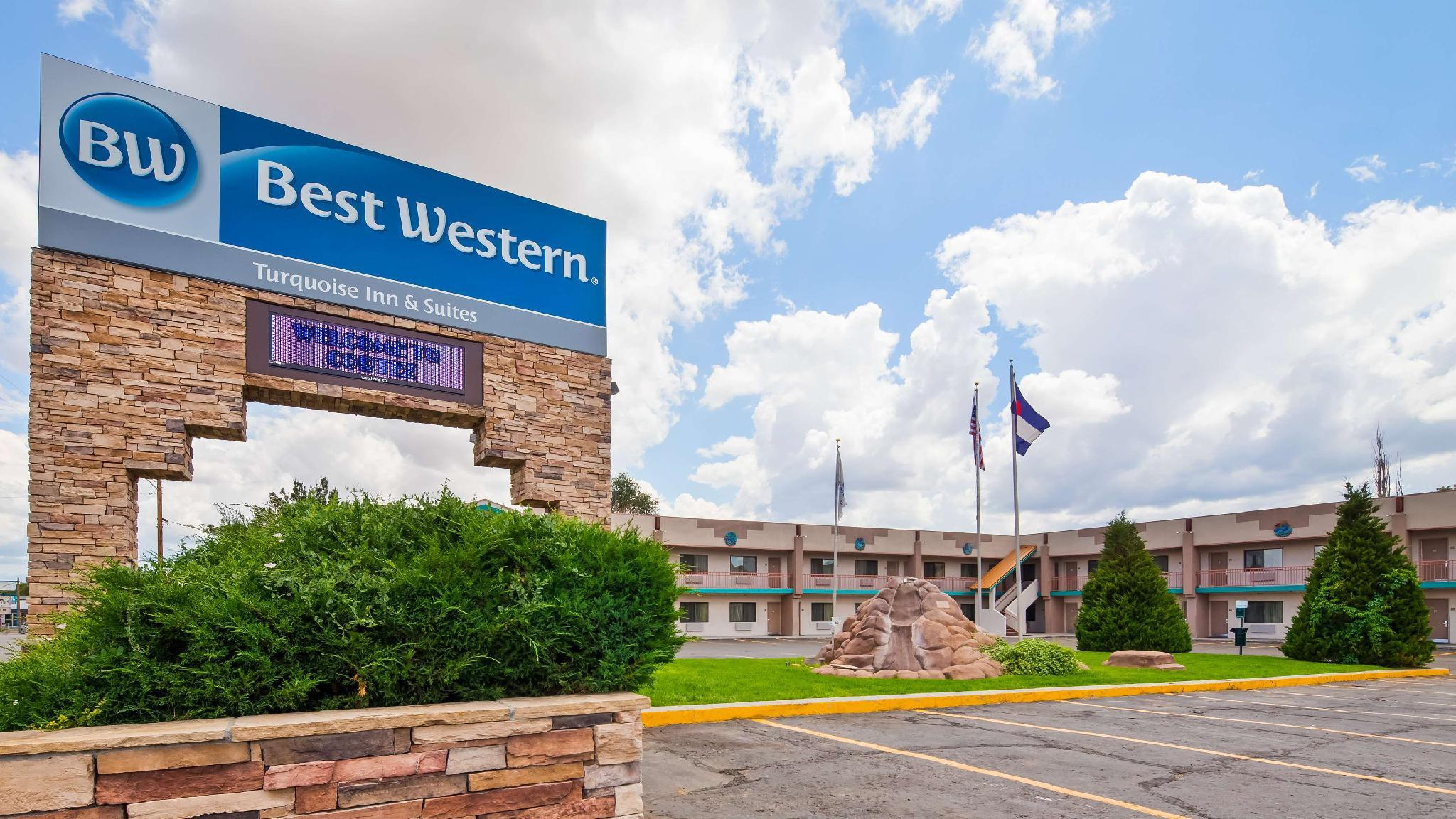 Best Western Turquoise Inn And Suites