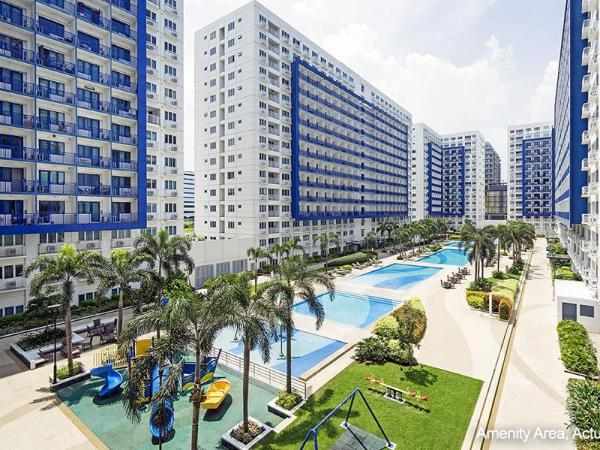 Homebound at Sea Residences Serviced Apartments Manila