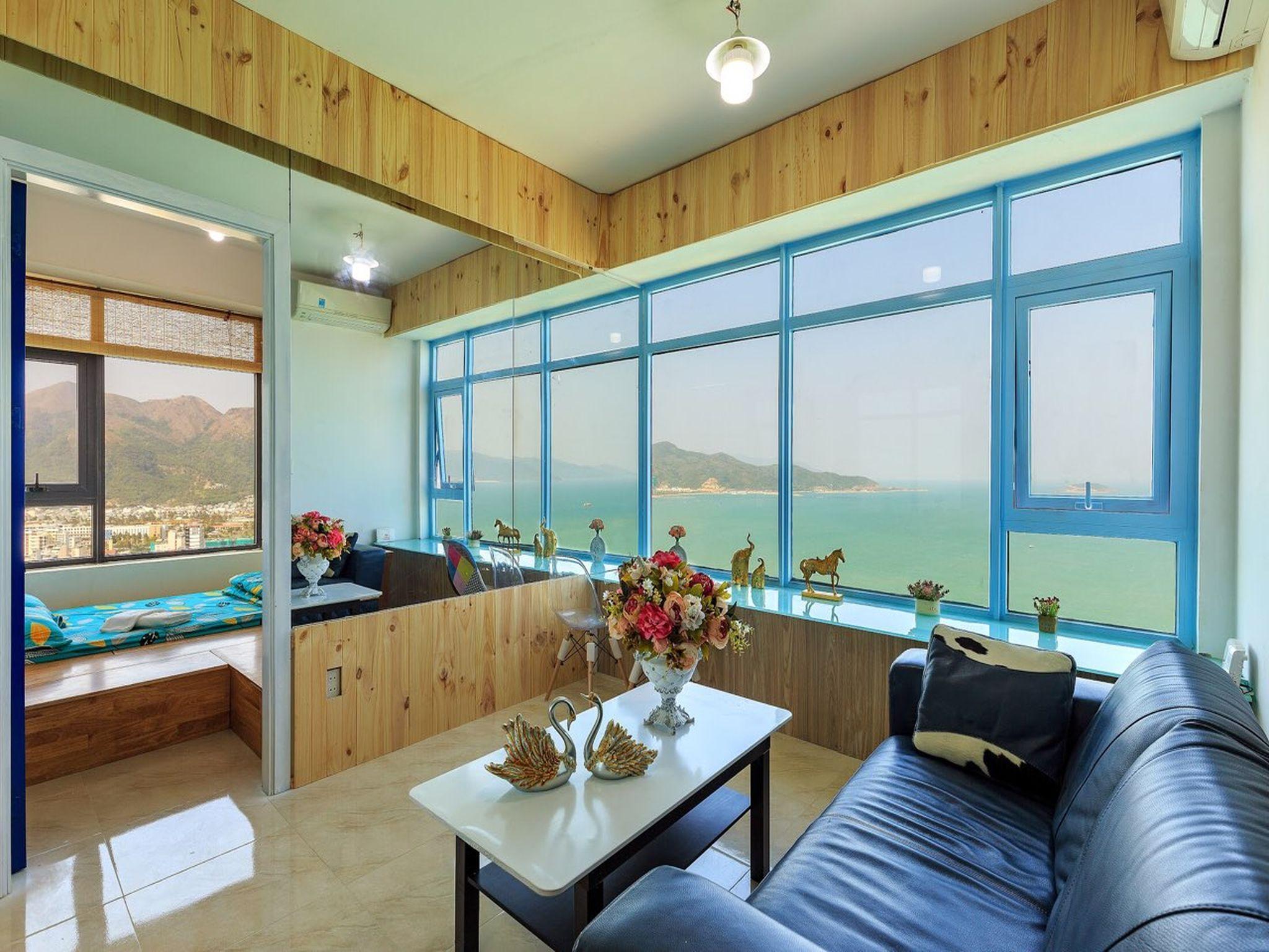 Victoria@ Secret And Quiet Ocean View Apartment B1