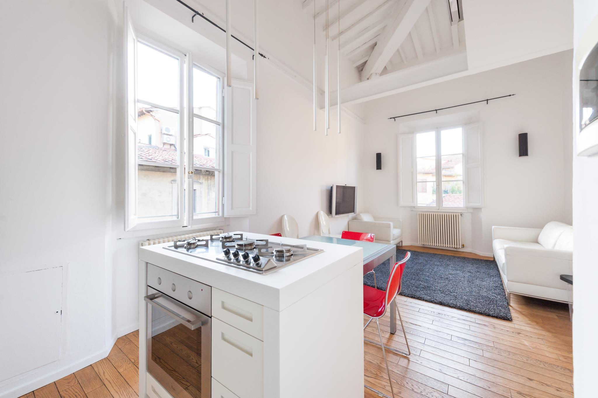 DUOMO FLORENCE LOFT Perfect For Couples