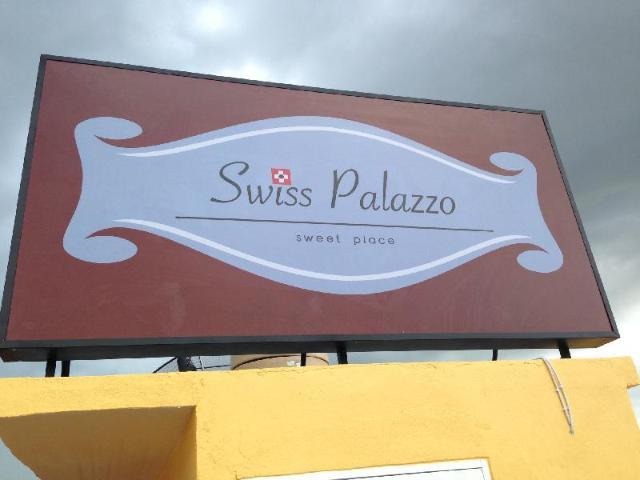 โรงแรมสวิสพาลาซโซ่ – Swiss Palazzo Hotel