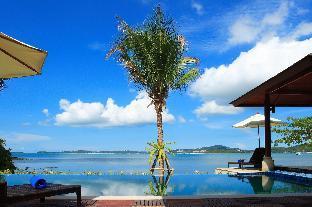 [メ ナム]ヴィラ(1000m2)| 4ベッドルーム/5バスルーム Baan Benjamart Stylish Beachfront Pool Villa