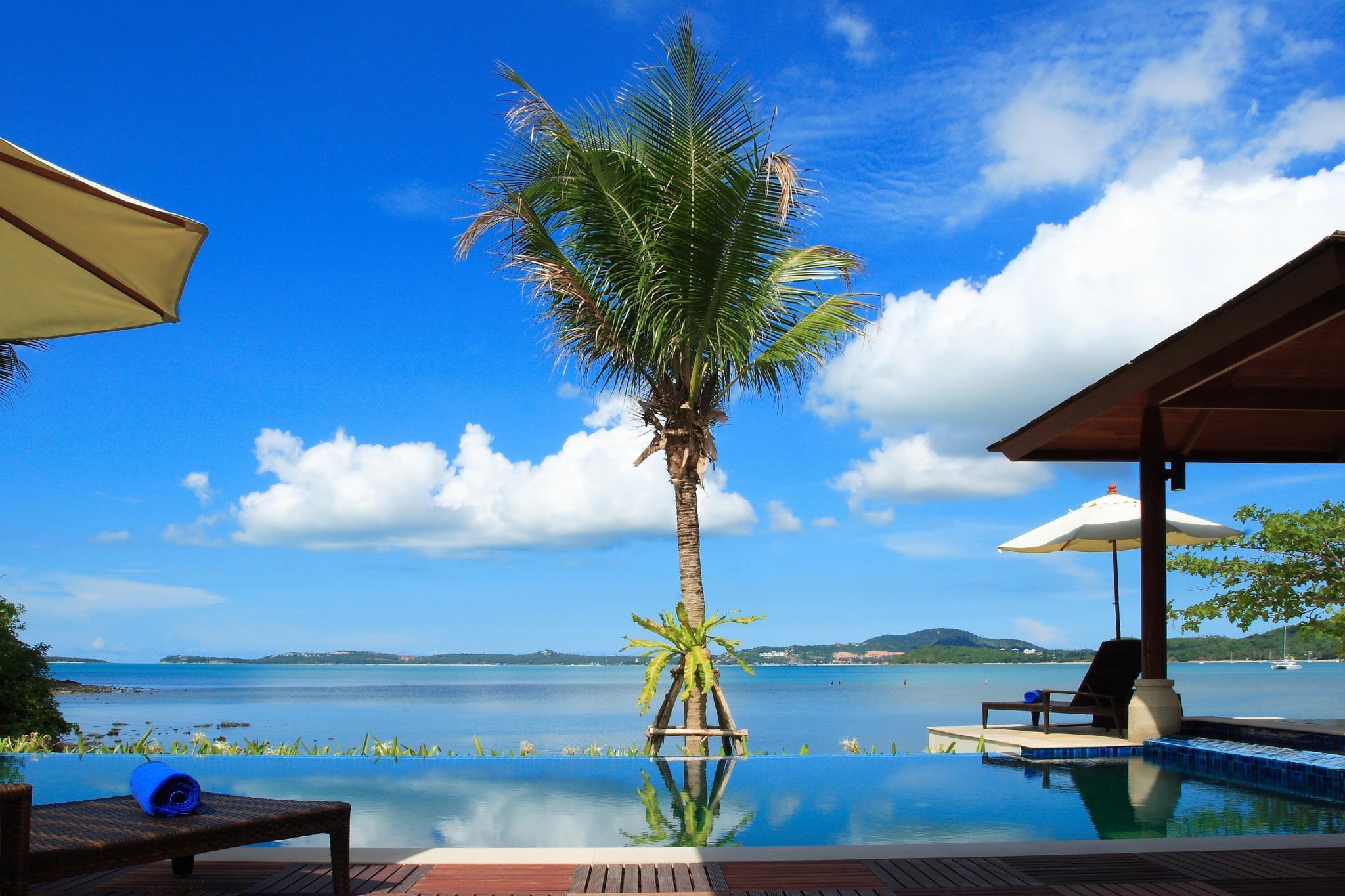 Baan Benjamart Dhevatara Residence Villa 1 -Beachfront, 4 Bedroom
