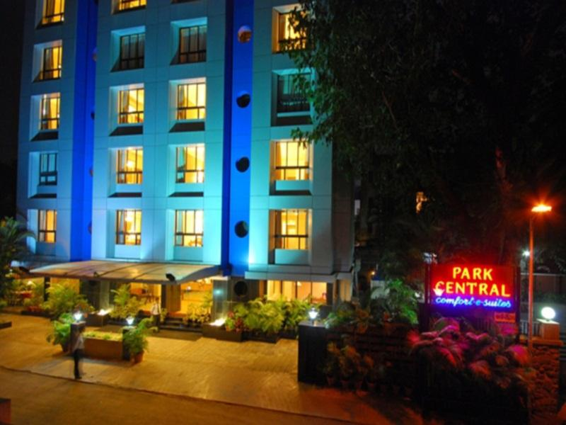 Hotel Park Central