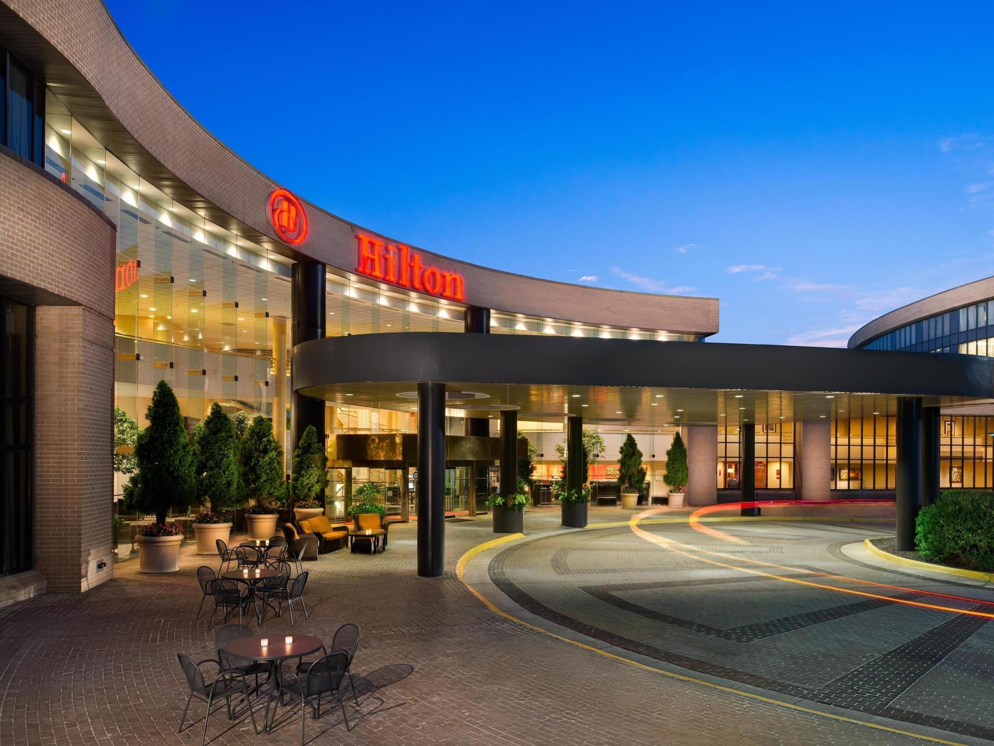 Hilton Washington Dulles Hotel