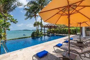 Baan Leelawadee Dhevatara Residence Villa 5 -Beachfront, 4 Bedroom